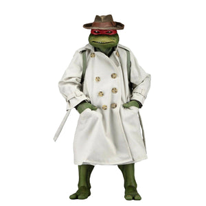 "17"" Inch Tall TMNT Raphael In Disguise 1/4 Scale Figure (Teenage Mutant Ninja Turtles)"