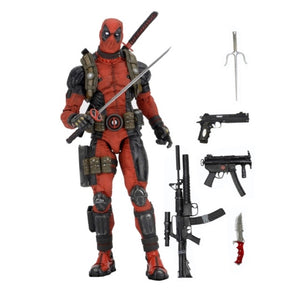 "18"" Inch Tall Deadpool 1/4 Scale NECA Figure Discontinued (Deadpool)"