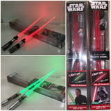 "09"" Inch HUGE Star Wars Darth Vader Red (LIGHT UP) LED Chopsticks Kotobukiya Disney Toy Kotobukiya"