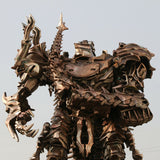 "14"" Inch Deformation BMB LS-11 Ancient Monsters Scorn Snarl ""Stegosaurus"" Oversized Aoyi Mech"