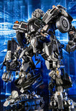 "10"" Inch Deformation BMB LS-09 Ironhide (LIGHT UP) LED ""Truck"" Oversized Masterpiece Movie 'MPM-6' Figure Black Mamba (BMB)"