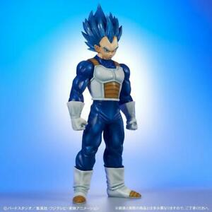 "17"" Inch Tall HUGE Gigantic Series Super Saiyan God Super Saiyan Vegeta Blue SSGSS Figure 1/4 Scale Figure X-Plus Gigantic Series"