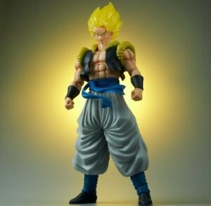 "17.5"" Inch Tall HUGE Gigantic Super Saiyan Gogeta Ric LE (1/150) Figure 1/4 Scale LIMITED EDITION Figure X-Plus Gigantic Series"