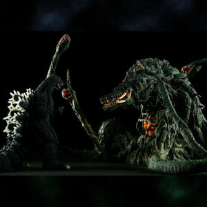 "12"" Inch Tall Biollante Ric LED + Godzilla 1989 TOHO Large Monster Series SHONEN-RIC LIMITED EDITION"