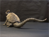 "06"" Inch Tall 1968 Anguirus vs Godzilla PX X-PLUS TOHO Large Monster Series Vinyl Figure 25cm Series"