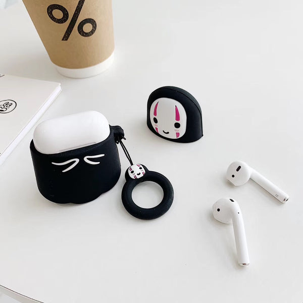 Silicone Ghost Airpod Case