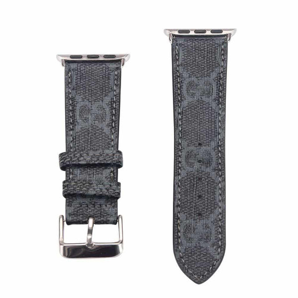 Black Gucci Apple Watch Band