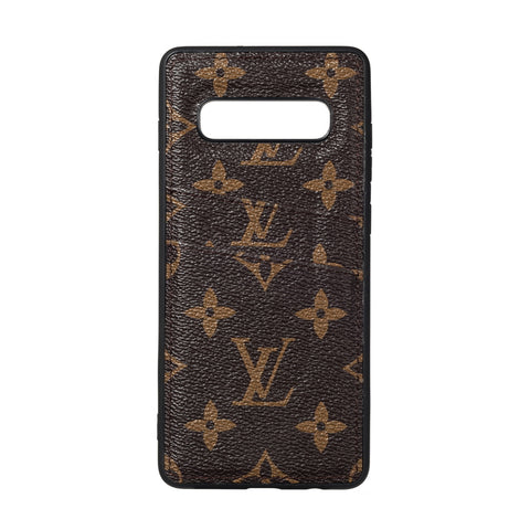 LV Brown Android TPU  Case