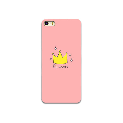 Princess Silicone Case