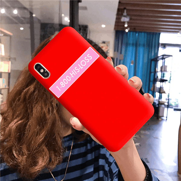 1800 His Loss red case
