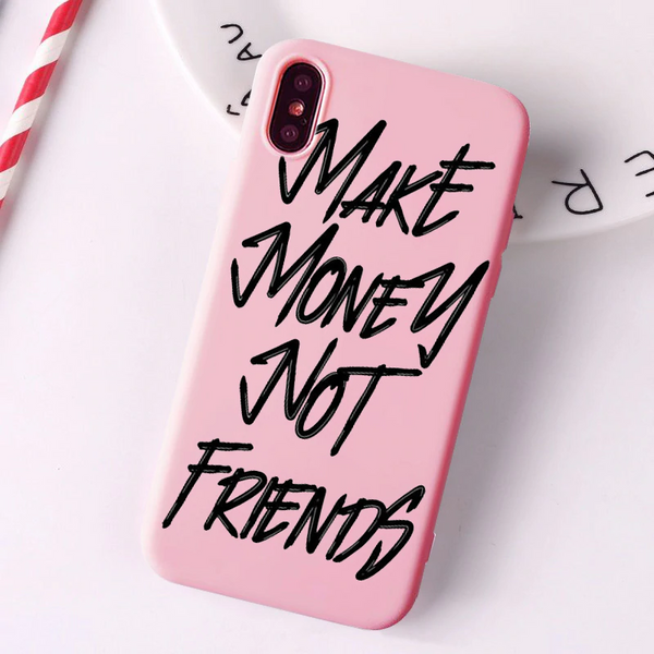 Make money pink case