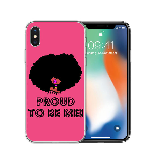 Proud to be me TPU case