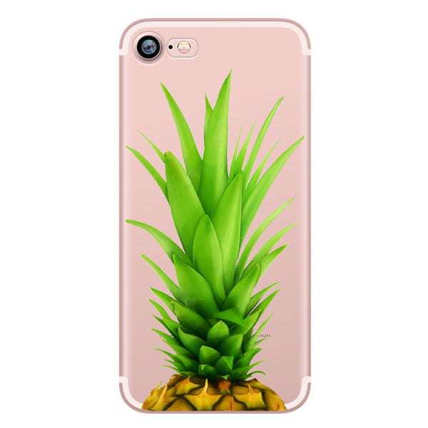 Pineapple Top TPU case