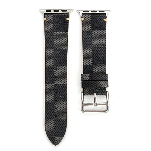 Damier LV Apple Watch Band
