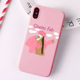 Ghetto Fab Pink case
