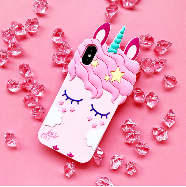 Sleepy Unicorn Case