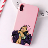 Pretty money pink case