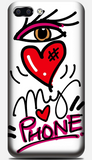 Eye love my Phone case