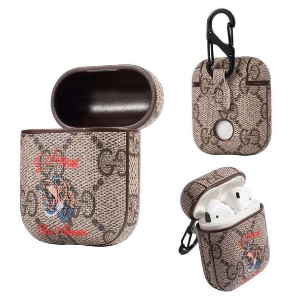 Gucci Tiger Airpod Case