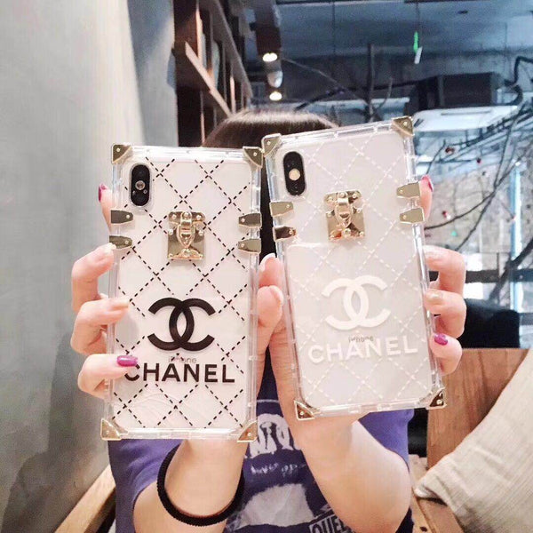 Transparent CC Luxury Case