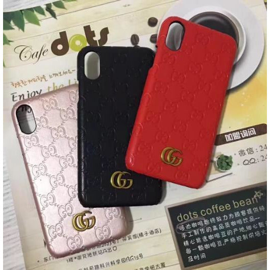Gucci Monogram Case