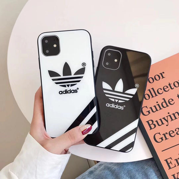 Adidas iPhone Glass Case - iPhone Covers & Cases | Dope Phone Cases