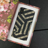 Gucci Black Stripe case