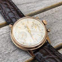 Load image into Gallery viewer, Classic Yema Chronograph - Valjoux 92 - Beautiful dress chronograph