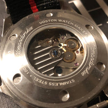 Load image into Gallery viewer, Russian Dual time zone 32 jewel automatic watch - the Vostok Kommandirskie K-34