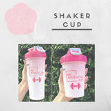 Blender Bottle My Adventure to Fit with Barbell - Magenta - Two Sizes Available