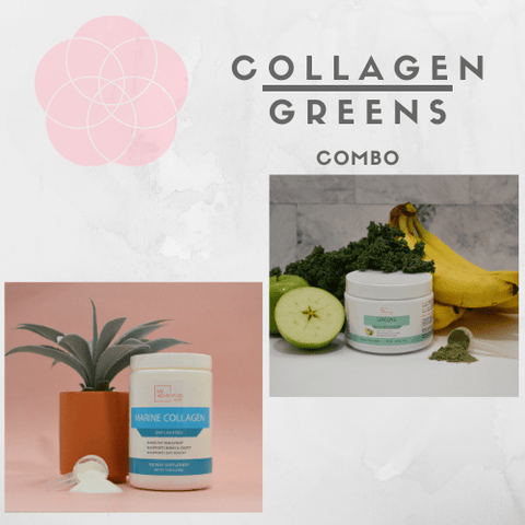 Collagen & Greens Combo