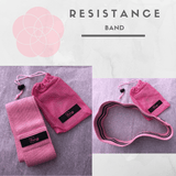 RESISTANCE BANDS - Non Slip Fabric Resistance Bands by My Adventure to Fit