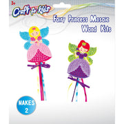 Craft Kit - Fairy Princess Mosaic Wands