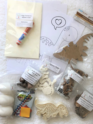 June Activity Kit - Dinosaurs SOLD OUT!