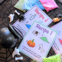 October 2020 Activity Kit - Halloween! SOLD OUT!