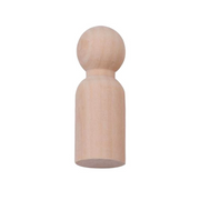 Peg Doll - 4.2 cm Male