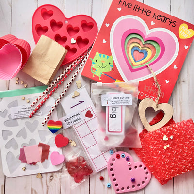 January 2021 Activity Kit! - You Have my Heart! SOLD OUT!!