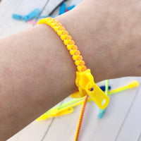 Zipper Bracelet Fidget Toy - child size