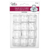 Faux Acrylic Ice Cubes - Small