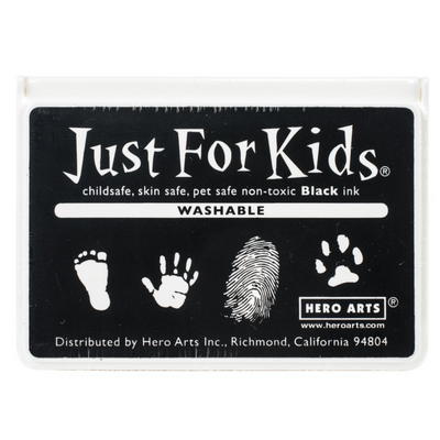 Just For Kids Inkpad - Black