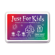 Just For Kids Inkpad - Rainbow