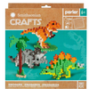 3D Perler Fused Bead Activity Kit - Dinosaurs