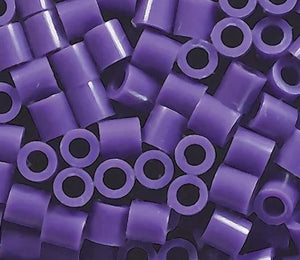 Purple - Perler Bead 1000 pc Bag