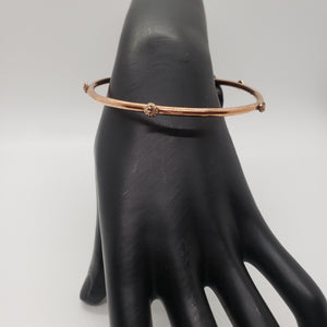 Copper Dot Bracelet