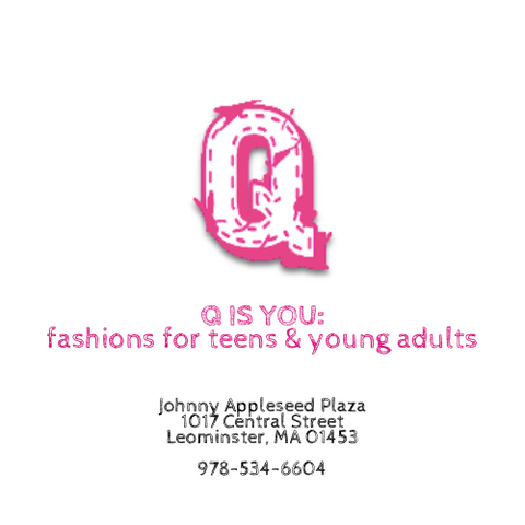 Q Teens and Young Adult Consignment Store in Leominster, MA
