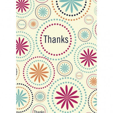 Many Thanks, Thank You Card