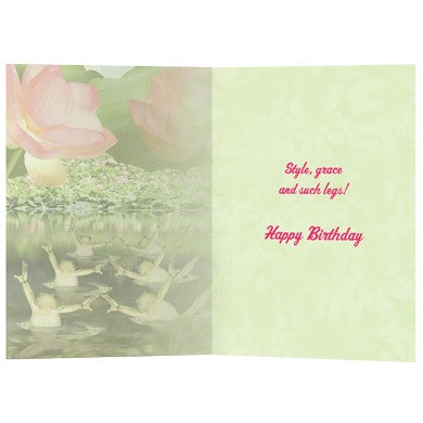 Style & Grace, Birthday Card