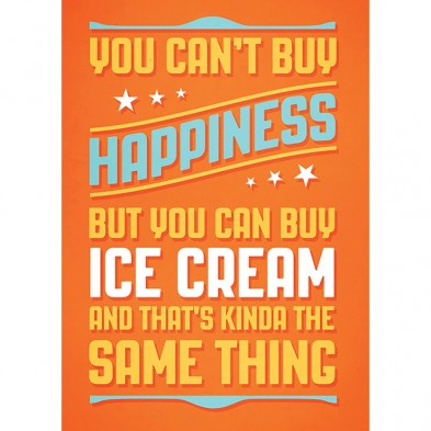 Can't Buy Happiness, Birthday Card