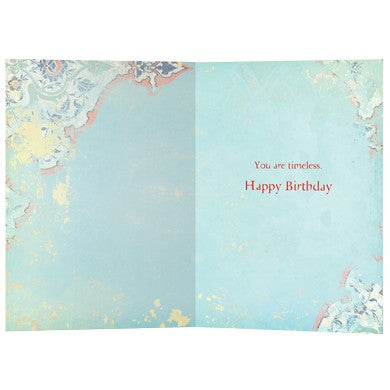 Remember Your Life, Birthday Card
