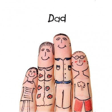 Lend a Hand, Father's Day Card